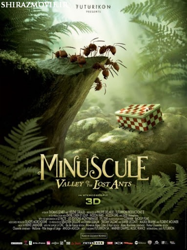 دانلود انیمیشن Minuscule: Valley of the Lost Ants 2013